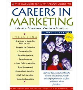 GUIDE TO CAREERS IN MARKETING 2001