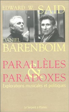 Parallèles et Paradoxes