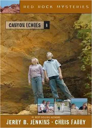 Canyon Echoes (Red Rock Mysteries)