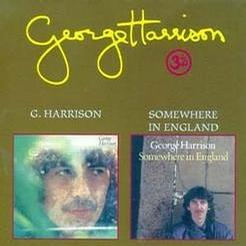 George Harrison + Somewhere in England