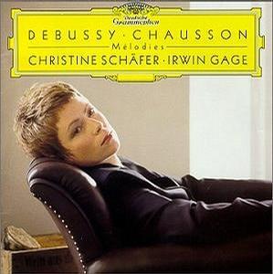 Debussy & Chausson: Mélodies