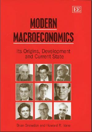 Modern Macroeconomics