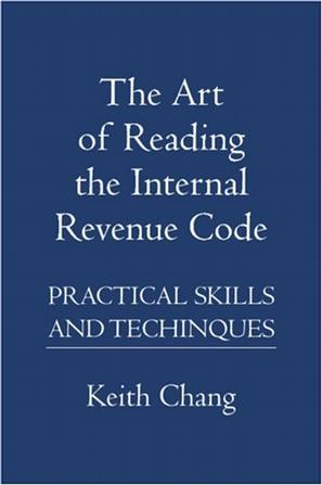 The Art of Reading the Internal Revenue Code