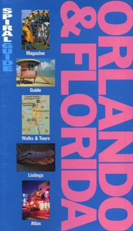 Orlando and Florida (AA Spiral Guide S.)