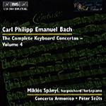 C.P.E. Bach - Keyboard Concertos, Vol.4