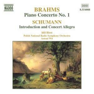 Brahms: Piano Concerto in Dm No1, Op15