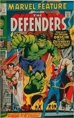 Essential Defenders, Vol. 1 (Marvel Essentials)
