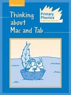 Primary Phonics Thinking About Mac and Tab 2