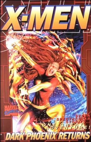 Dark Phoenix Returns (Backpack Marvels)
