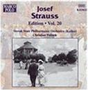 Josef Strauss Edition, Vol. 20