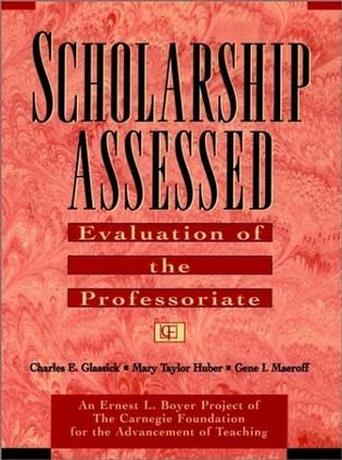 Scholarship Assessed