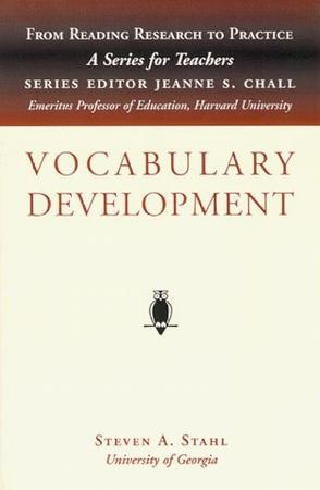 Vocabulary Development (From Reading Research to Practice, V. 2)