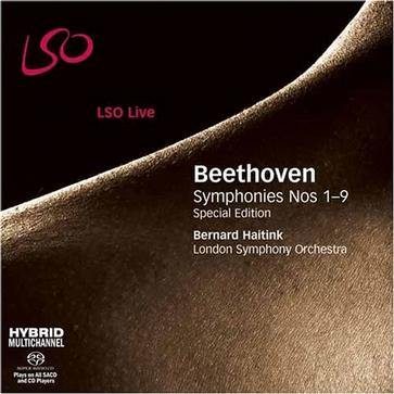 Beethoven - Complete Symphonies (LSO, Haitink)