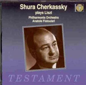 Shura Cherkassky plays Liszt