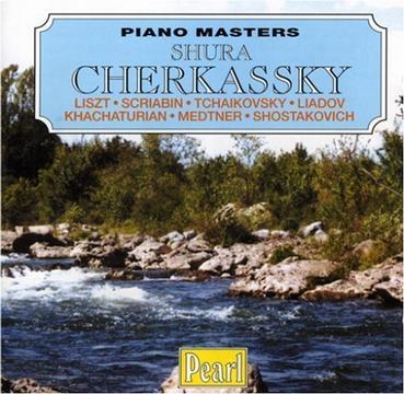 Piano Masters   -  Shura Cherkassky