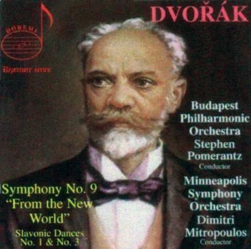 """Dvorák: Symphony No.9 """"From the New World"""""""