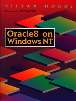 Oracle8 on Windows NT