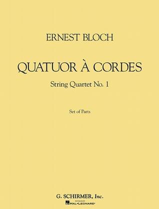 Quatuor a Cordes (String Quartet)