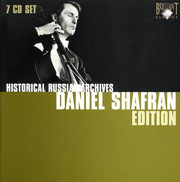 Historical Russian Archives Daniel Shafran Edition