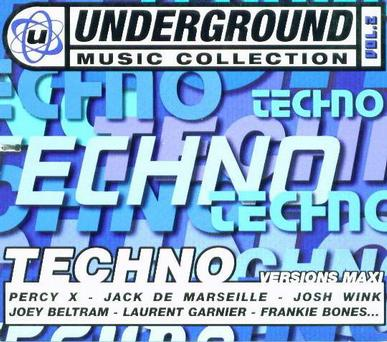Underground Music Collection Vol. 2 - Techno