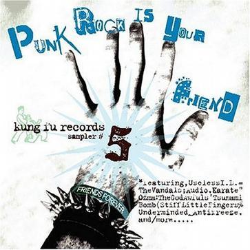 Punk Rock Is Your Friend, Vol. 5