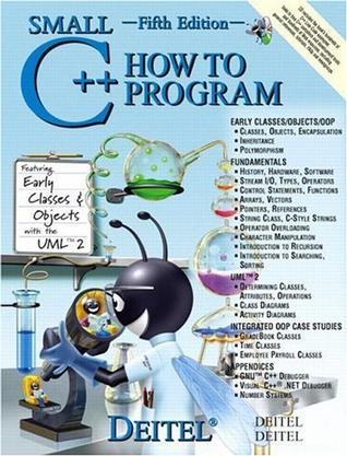 Small C++ How to Program (5th Edition) (How to Program)