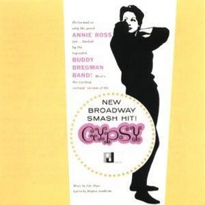 Gypsy: Broadway Score by Stephen Sondheim & Jule Styne