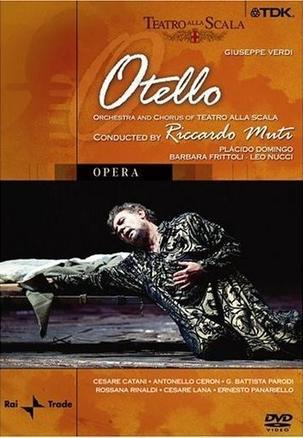 Verdi - Otello / Muti, Domingo, Frittoli, Nucci, Ceron, La Scala (2001)