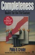 Completeness: Quality for the 21st Century (平装)