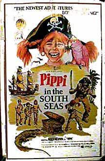 皮皮在海上 Pippi Långstrump på de sju haven 1970