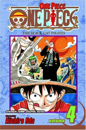 《One Piece Vol. 4》txt,chm,pdf,epub,mobi電子書下載