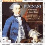 Gaetano Pugnani: Overtures in Eight Parts