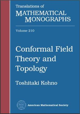 Conformal Field Theory and Topology