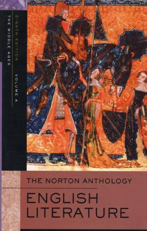 The Norton Anthology of English Literature, Volume A