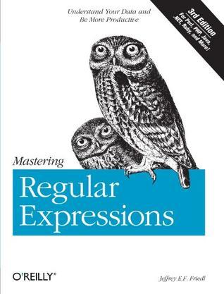 Mastering Regular Expressions 3rd