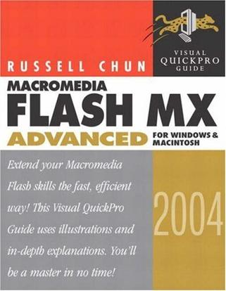 Macromedia Flash MX 2004 Advanced for Windows and Macintosh