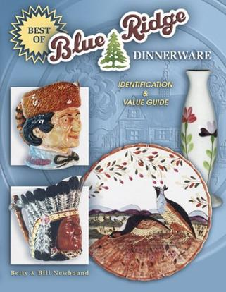 Best of Blue Ridge Dinnerware Identification & Value Guide