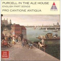 Purcell in the Ale House / English Part Songs