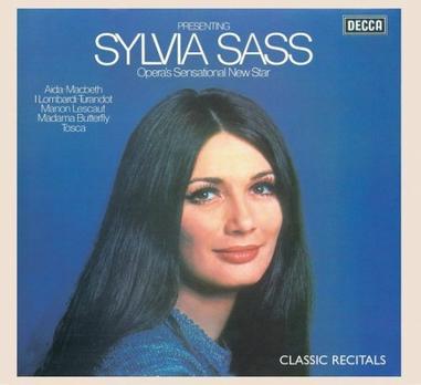 Presenting Sylvia Sass, Opera's Sensational New Star