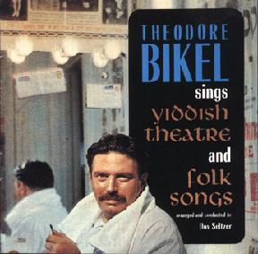 Yiddish Theatre & Folk Songs
