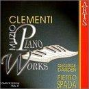 Muzio Clementi: Piano Works, Vol. 17