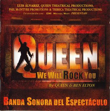 We Will Rock You [Madrid Cast]