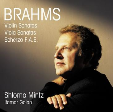 Brahms: Violin Sonatas; Viola Sonatas; Scherzo F.A.E.
