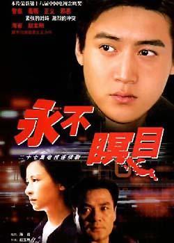 二十七集电视连续剧永不瞑目27片装(VCD)
