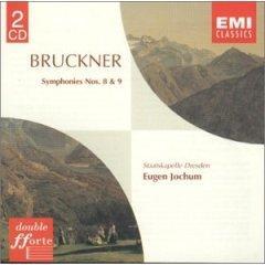 Jochum conducts Bruckner Symphonies nos.8 & 9