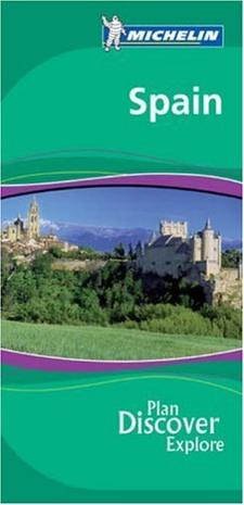 Michelin Green Guide Spain (Michelin Green Guides)