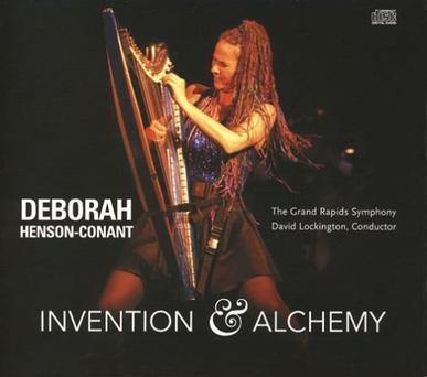 Invention & Alchemy CD