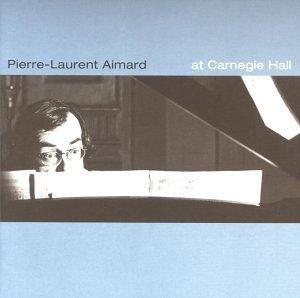 Pierre-Laurent Aimard at Carnegie Hall