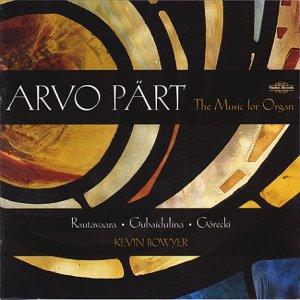 Arvo Part-Music for Organ