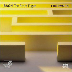 Fretwork - Bach: The Art of Fugue